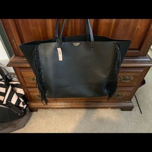 Victoria Secret Leather Bag
